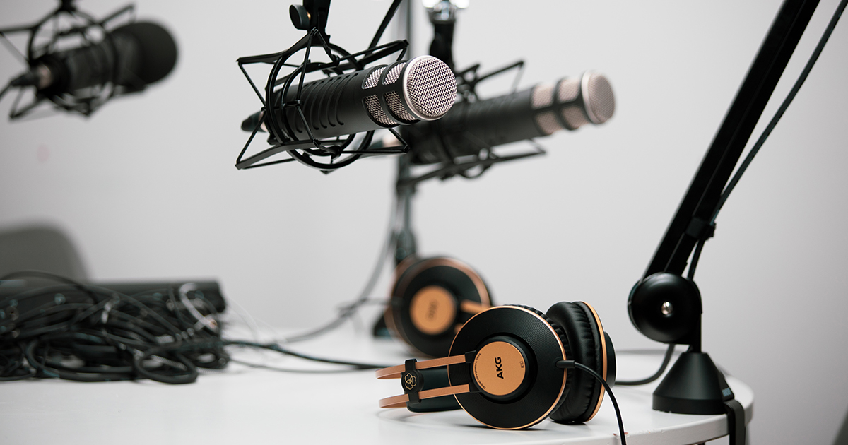 Let's Talk About Podcasting