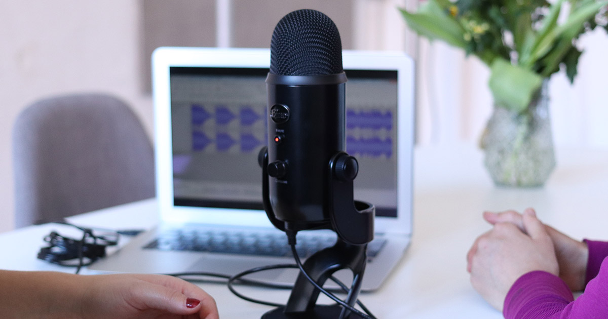 Women and Non-Binary People in Podcasting